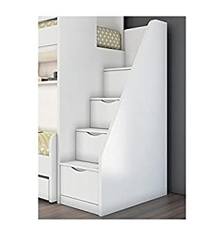 Treppe Für Kinder Jugend Bett Hochbett Inkl Schubladen Treppe
