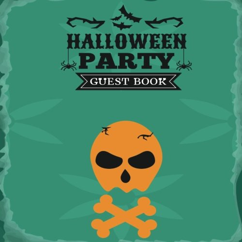 Guest Book Halloween Party: Guest Book Halloween Party V21