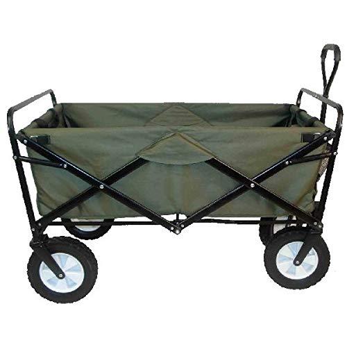 Green AK Sport Foldable Hand Cart