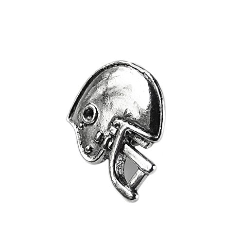 Quality Handcrafts Guaranteed Football Lapel Pin