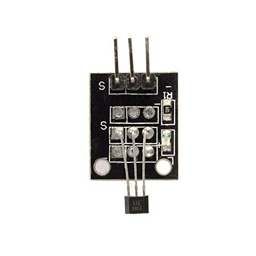 CloverUS KY-003 Hall Effect Magnetic Sensor Module for Arduino PIC AVR Smart Car TW