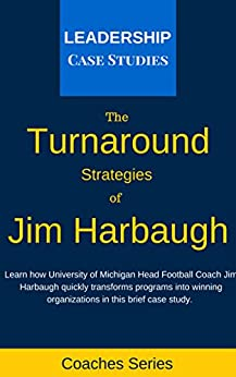 Turnaround Strategies Jim Harbaugh Immediately ebook product image