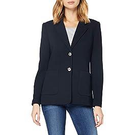 Tommy Hilfiger Women's Textured Sb Blazer Jacket