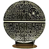 Star Wars Death Star 3D Light Table Lamp Home Decor Gadgets