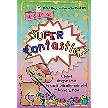 Super Fontastic CD