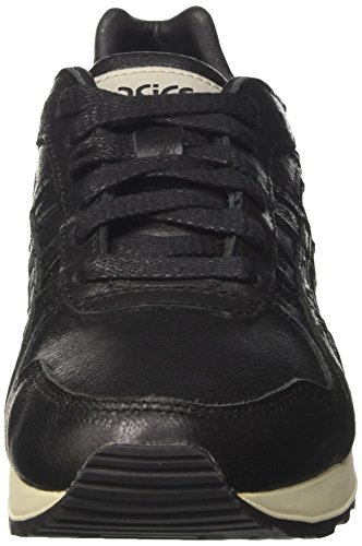 Asics Unisex Adults' Gt-Ii Sneakers Black (Nero) XTUt4vEJUH