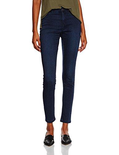 Moda Blu dark Denim Vi055 Nw Noos Donna Dk Vero Jeans Jegg Blue Bl Vmflex it Slim qdqFpCaw