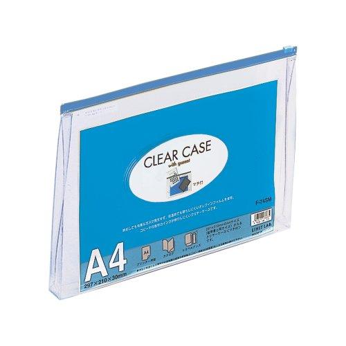 LIHITLAB, clear case (Machitsuki) A4 F74SM Ai (japan import)