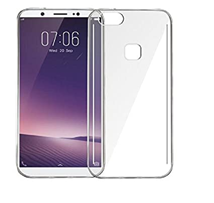 new product 4329b e2427 NEW LAUNCH OPPO F5 YOUTH\LOFAD CASE TRANSPARENT BACK: Amazon.in ...