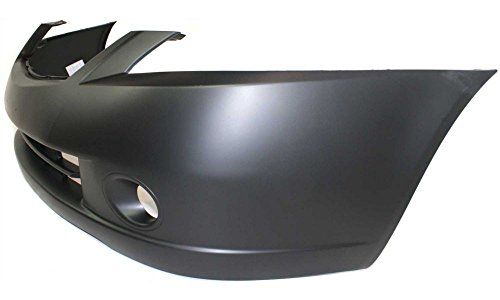 New Evan-Fischer EVA17872030090 Front BUMPER COVER Primed Direct Fit OE REPLACEMENT for 2005-2006 Nissan Altima *Replaces Partslink NI1000219 (Nissan Altima 2005 Bumper Cover compare prices)