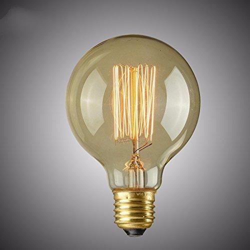 TIANLIANG04 bombillas LED Las Bombillas De Luz Incandescente De Edison Retro Vintage De Lámparas Decorativas 110V 220V 40W E27 Tornillo Edison Estilo Luz ...