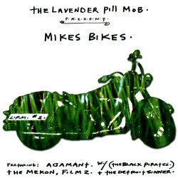 Lavender Pill Mob - The Lavender Pill Mob