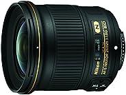 Nikon AF-S FX NIKKOR 24mm f/1.8G ED Fixed Zoom Lens with Auto Focus for Nikon DSLR Cameras