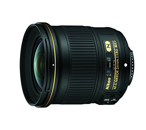 Nikon D2h Set - Nikon AF-S FX NIKKOR 24mm f/1.8G ED Fixed Lens with Auto Focus for Nikon DSLR Cameras