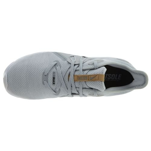 Platinum Nike White Black de Multicolore Running Max Air 008 Pure 3 Chaussures Sequent Femme vrvBq7