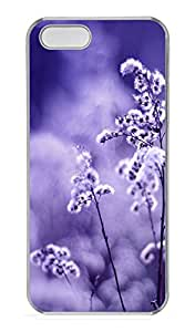 iPhone 5s Cases & Covers - Wildflower Seeds Custom PC Soft Case Cover Protector for iPhone 5s - Transparent