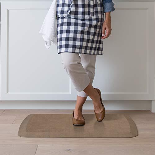 GelPro Basics Anti-Fatigue Gel & Foam Floor Standing Kitchen Comfort Mat, 20 x 32 x 5/8