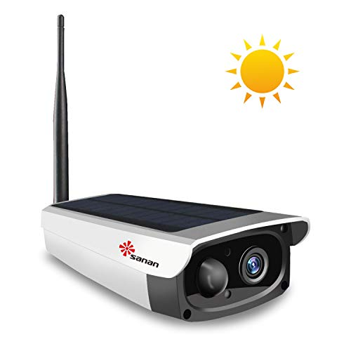 Solar Security Camera Sanan Wireless Ip Camera Outdoor