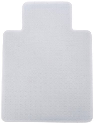 AmazonBasics Carpet Chair Mat - 47in x 35in (Roller Chair Mat)