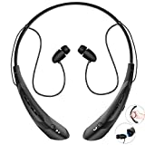 Best Bluetooth Neckbands - Bluetooth Neckband Headphones with Magnetic Earbuds, V4.2 Flexible Review