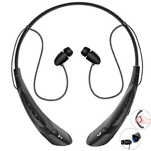 Bluetooth Neckband Headphones with