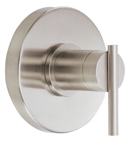 Danze D510458BNT Parma Single Handle Trim Kit For Valve Only, Brushed Nickel (Valve Not Included)