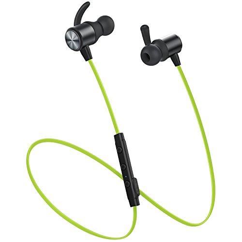 Bluetooth Headphones, Wireless Headphones, TOTU Sweatproof H