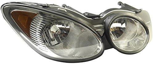 Dorman 1591032 Passenger Side Headlight Assembly For Select Buick Models