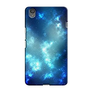 Cover It Up - Star Cloud Blue 02 OnePlus X Hard Case