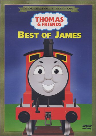 Thomas the Tank Engine and Friends - Best of James - Kid Thomas