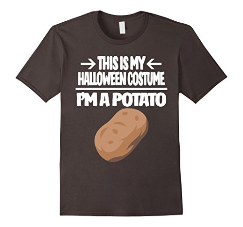 Potato Halloween Costume Shirt - Men Women Youth Sizes