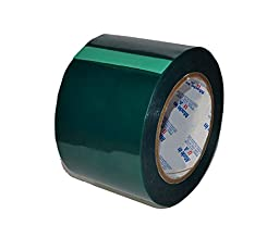 3 Inch High Temperature Polyester Green Masking Tape