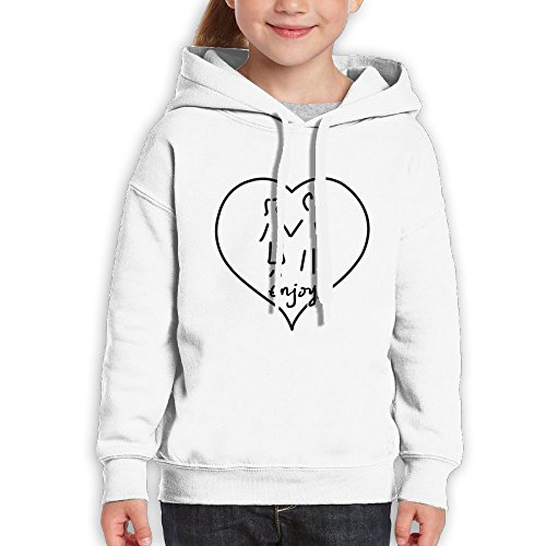 Game Over Happy and Enjoy Our Wedding Teenage Girl Classic Print Cool Hoodies Urban by RWEA