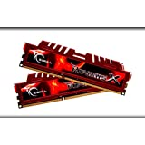 G.Skill F3-2133C9D-8GXL - Kit de memoria RAM de 8 GB (2 x 4 GB, DDR3, 2133 MHz, CL9)