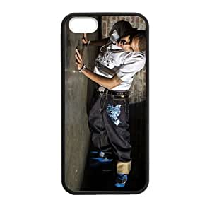 Custom Chris Brown New Laser Technology Back Cover Case for iPhone 5 5S CLT228