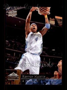 2009 Upper Deck # 43 Kenyon Martin Denver Nuggets (Basketball Card) Dean's Cards 8 - NM/MT Nuggets (Nuggets Denver Martin Kenyon)
