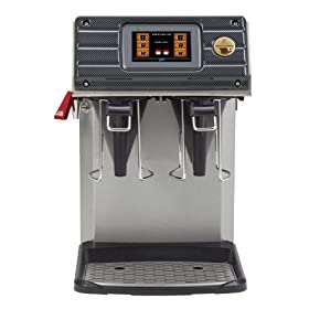 Wilbur Curtis Gold Cup Single Cup Brewer – Commercial Coffee Brewer with Digital Control Module and Self-Diagnostic System for Gourmet Results – CGC (Each)