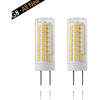 New G8 Led Bulb Dimmable 7w G8 Bulb Gy8 6 75w Halogen