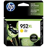 HP 952XL Yellow High Yield Original Ink Cartridge (L0S67AN) for HP OfficeJet Pro 7740 8702 8710 8715 8720 8725 8730 8740