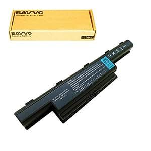 Bavvo Batería de Recambio para ACER TravelMate 5740-352G25Mn,9 células