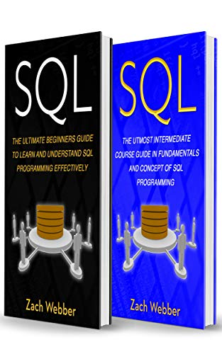 SQL: 2 Books In 1