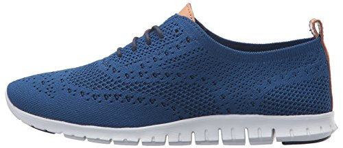 Cole Haan Women's Zerogrand Stitchlite Closed Oxford, Limoges, 8 B US by Cole Haan (Image #5)