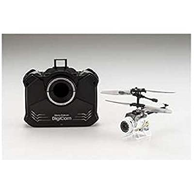 CCP (CCP) Microhelicopter nano Fall compact digital camera cam with Cameras Japan used like new