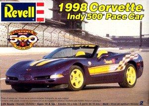1998 Corvette Indy Pace Car - 1