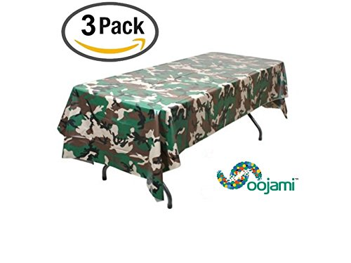 camo party package - 8