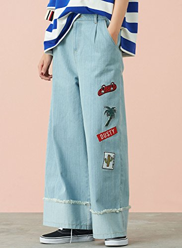 Femme Jeans Futurino Pale Bleu Futurino Bleu Jeans Femme Pale ZEwnPt