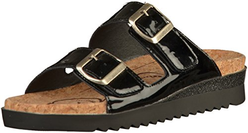 Hollywood Mules Women's 03 Romika Black 1a0Uq