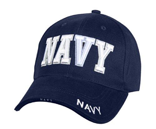 DELUXE LOW PROFILE CAP NAVY BLUE - NAVY