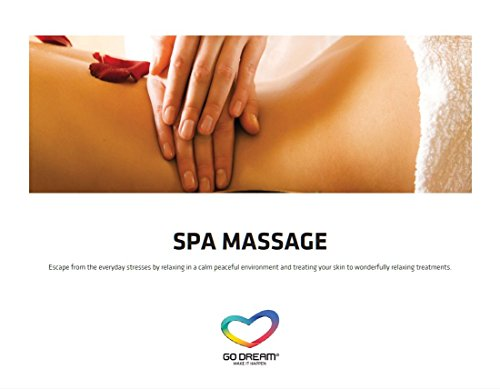 Spa Massage in Manhattan New York Experience Gift Card NYC - GO DREAM - Sent in a Gift - Manhattan Stores In