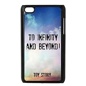 iPod Touch 4 Case Black Toy Story 4 O2B6G